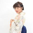 袴の着付け+ゆるふわヘアセット+ポイントメイク 18,900円→16.030円
