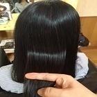 髪が潤う!高難易度縮毛矯正