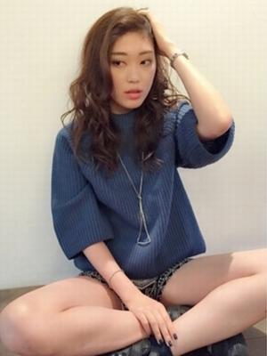 2015秋冬★セミウエット★ダークオリーブアッシュグレー