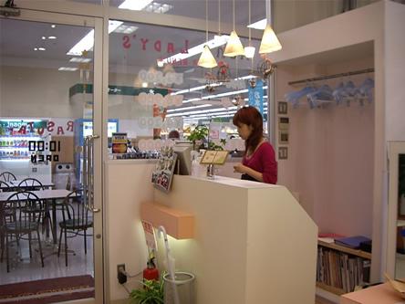 美容室RASUTA残堀店3