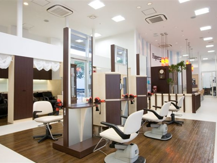 Hair&Make Esperanceイオンタウン守谷店4