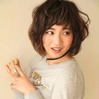 【劇的イメチェンコース♪】上質カラー+パーマ+美髪トリートメント