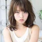 【贅沢にイメチェン♪】上質カラー+デジパーマ+美髪トリートメント