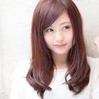 【外国人風ハイトーン】 カット+ブリーチ&アッシュ・ベージュ系ダブルカラー