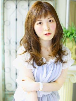 ・揺れ髪レイヤー