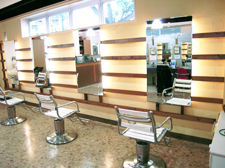 Hair salon seascape for Hair salon perfect first essential