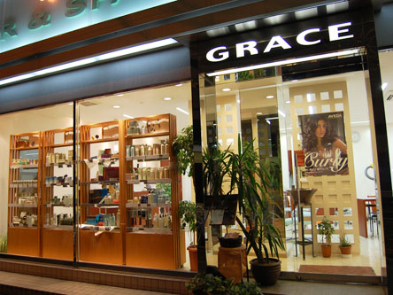 HAIR & SPA GRACE5