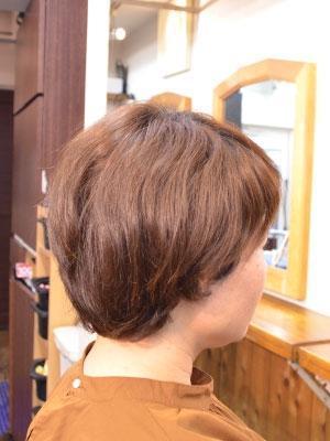 髪質改善縮毛矯正(ショート)