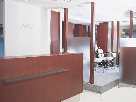 ビューティサロン シルクハウス 日本橋三越店2