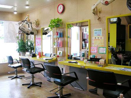 美容室 Adorn 本店1