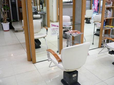 TOP HAIR 梅田店1