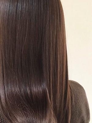 髪質改善トリートメント 2回目スタイル