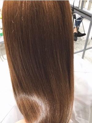 ツヤ髪 LUTYカラー