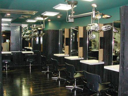 HAIR&MAKE POSH 銀座店1