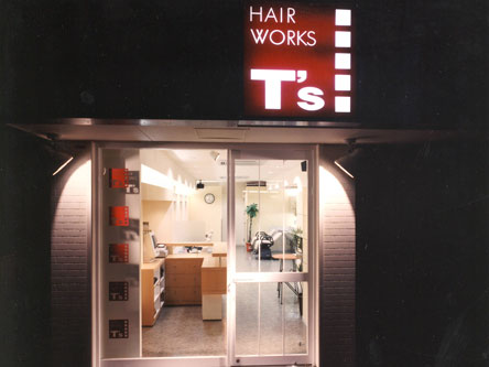 HAIR WORKS T's5