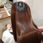 髪質改善カラーコース☆カラー+CUT+アクアSPA+トリートメント