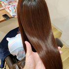 NEW☆彡 嬉しい学割  髪質改善カラーコース カット+トリートメント付
