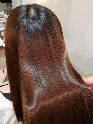 髪質改善・うねり矯正 プレミアムリマイン