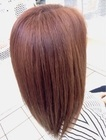 【髪に優しさが売りのストレートパーマ】18,500円→14,500円(カット付き)