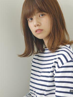 セミドライ × リラックスカール