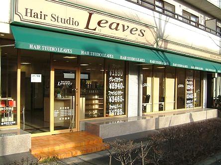 Hair Studio Leaves 東川口店5