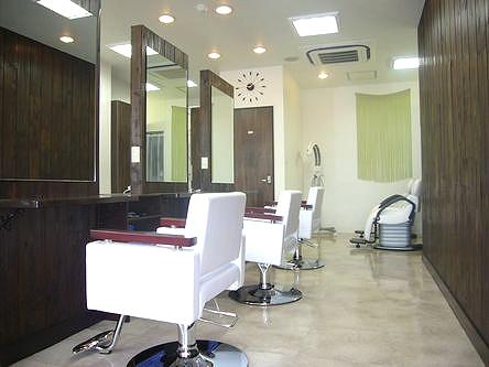 Hair Studio Leaves 与野店4