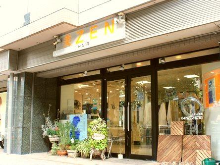 美ZEN  HAIR 東久留米店3