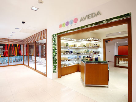 XXXY'S AVEDA 町田店4