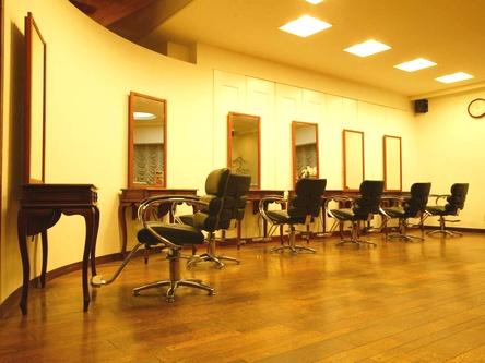 美容室 saku 二十世紀が丘店1