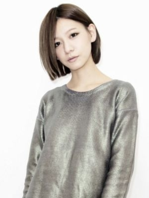 ワンレンボブ by Doll hair
