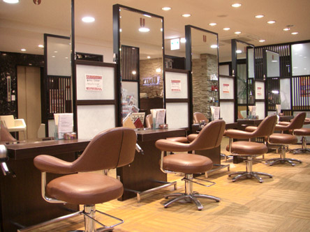 UNIX Salon & Spa 柏店1