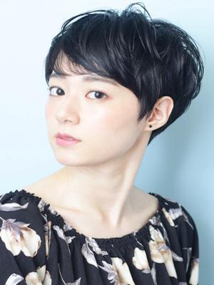 女性の魅力を引き出すショートヘアー☆