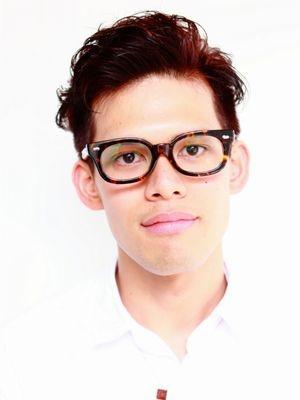 【marca】外国人風 七三 プレジデンシャルカット♪