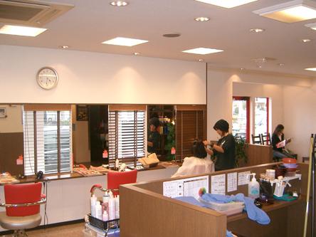 美容室HEAVEN中央店2