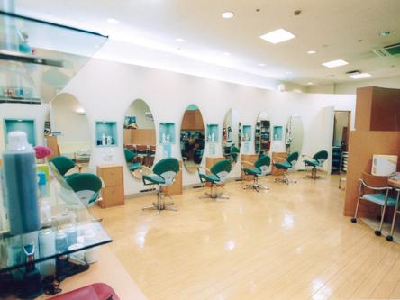 美容室 Gimick 北浦和店1