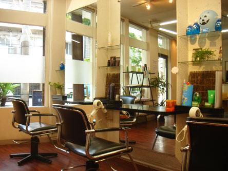 美容室 Gimick 町屋店1