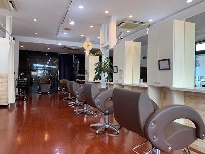 NEXT hair 前橋店1