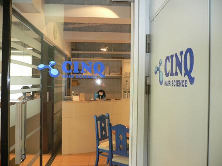 CINQ 札幌店5