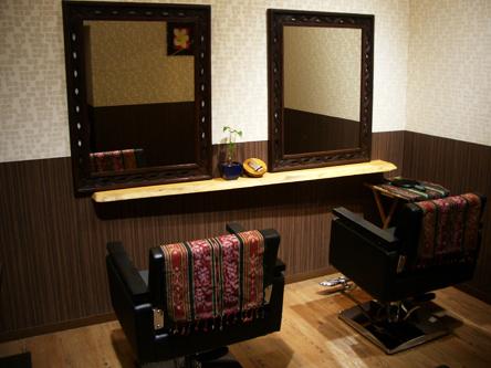 美容室 レセ 古河店1