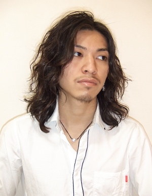 FINE 別冊ヘアカタログ掲載メンズスタイル