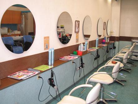 美容室サロンド・イヴ2