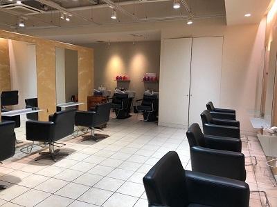 Hair&Nail MODE K's TESORO店1