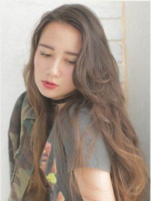 【la vie belle 】外国人風グラデーションカラー