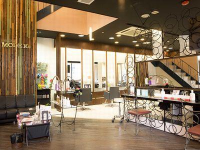 Hair&Nail MODE K's 阿倍野店4