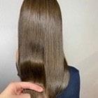 ご新規様クーポン【憧れの艶髪】カット+カラー+髪質改善