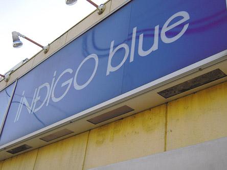 美容室INDIGO BLUE誉田店4