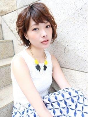 夏の大人スタイリッシュショート☆