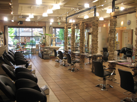 Hair&Make Lee 甲子園店1