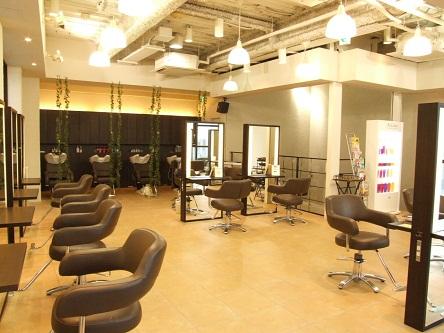 Hair&Make Lee 天王寺店2