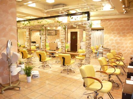 Hair&Make Lee 郡山店1